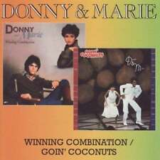 Donny And Marie - Osmond - Winning Combination - Goin Coc (NEW CD)