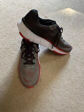 Hoka One One Cavu Running Shoes Black Gray Men's Size 10.5