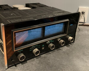 McIntosh MC2205 Vintage Stereo Power Amplifier MC-2205 -Read Description