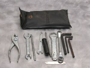 1983 VT750c Vt750 Honda Shadow Tool Kit Free shipping OEM tools Originals