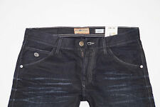 NEU - Energie - W36 L34 - Straight Cut Jeans - Regular Fit - Night Denim - 36/34