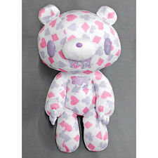 "GLOOMY BEAR Plush Doll TEXTILLIC VI Fancy Trumpy Extra Large 48cm19"""