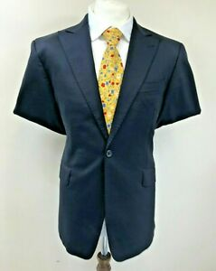 Mens suit.  William Hunt  Blue 44R
