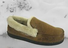 MENS COOLERS PREMIER WARM COLLAR SLIPPERS