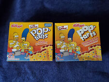 simpsons poptarts 2 boxes dont eat