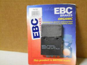EBC Brake Organic Pad Set FA103