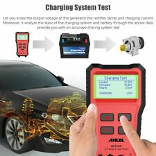 Ancel BST100 Car Battery Tester 12V Cell Cranking Charging test Diagnostic Tool