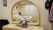 Berryman bedroom suite Queen, side tables plus dressing table