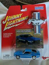 Johnny Lightning 1969 Shelby GT500 Coupe Blue (K)