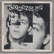 Coming up - Paul Mc Cartney - 45 Tours [Etat correct]