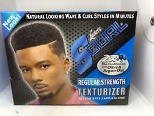Luster's Scurl Texturizer Regular Strength 2x Conditioners Olive & Argan Oil New
