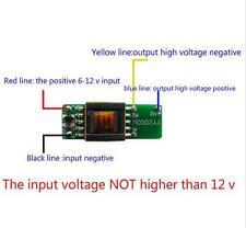 DC 6V-12V 1000V 1500V High-voltage Power Boost Step-up Module Generator Board