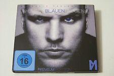 FLER - HINTER BLAUEN AUGEN CD+DVD 2012 (PREMIUM EDITION) Silla G-Hot Alpa Gun