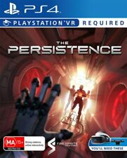 The Persistence PlayStation 4 PlayStation VR Game NEW PREORDER 25/7