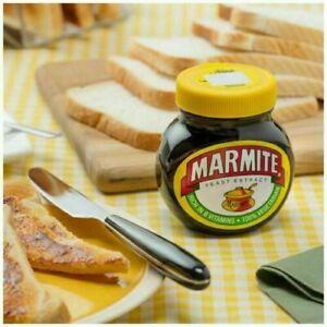 Marmite Large Yeast Spread Energetic Nutritious 100% Vegetarian
