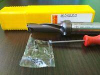 SANDVIK 880-D1600L20-03 CoroDrill 1 PCS ORIGINAL Coolant Drill