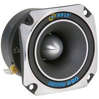 "NEW 3.25"" Super Titanium Tweeter Speaker.4 ohm Driver.Home Pro Audio.High Sound"