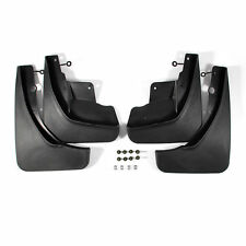 4PCS Front & Rear Splash Guards Mud Flaps For JEEP Grand Cherokee 2018