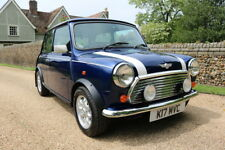 Classic Rover Mini Cooper With 800 Miles From New