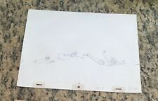 Disney1990 Peter Pan , Production Cel Pencil Drawing