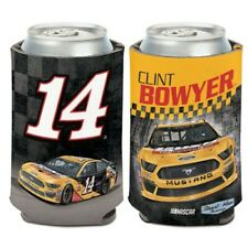 CLINT BOWYER #14 RUSH TRUCK CENTERS CAN COOLER NEW WINCRAFT FREE SHIP