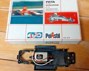 Motore e telaio per Prototipi 3a serie A48  SLOT CAR PISTA ELETTRICA 1/32