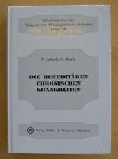 Buch Die Herdeditären chronischen Krankheiten Band 20 Homöopathie heute