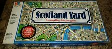 Vintage Milton Bradley 1985 Scotland Yard Board Game Complete