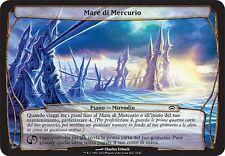 PLANECHASE PLANE PIANO Mare di Mercurio - Quicksilver Sea MTG MAGIC PCh Ita