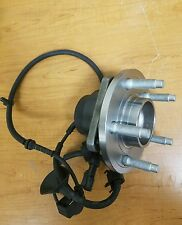 Wheel Hub & Bearing Front for 04-11 Ford Crown Victoria Lincoln Town Car Mercury