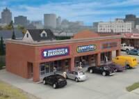 Spur H0 -- Bausatz Shopping Center - 4115 NEU