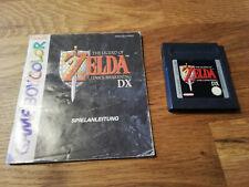 The Legend of Zelda Links Awakening Game Boy Color
