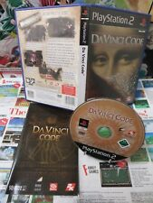 Playstation 2 PS2:Da Vinci Code [TOP & 1ERE EDITION] Fr
