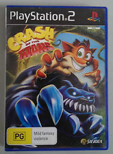 Crash of the Titans PS2 game. Includes original manual and case - Untested.