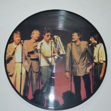"""ROLLING STONES - STEEL WHEELS PRESS CONFERENCE - 1989 UK 10"""" LP PICTURE DISC"""