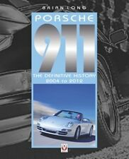 Porsche 911 - The Definitive History 2004-2012 book Paper Car