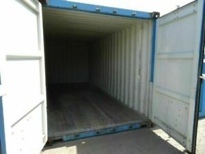 20` Fuss Lagercontainer Seecontainer Stahlcontainer mit gültiger CSC Plakette