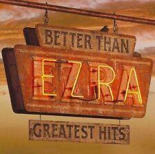 FREE US SH (int'l sh=$0-$3) NEW CD Better Than Ezra: Greatest Hits