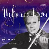 Max Jaffa Violin and Voices Palm Court Orchestra CD 50s