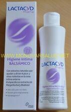 LACTACYD HIGIENE INTIMA BALSAMICO 250 ml MONOVARSALUD