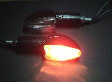 4X carbono Señal de Vuelta DUCATI Halógeno S4R S2R ST4 999 R 350 MD HID 350 Sebring