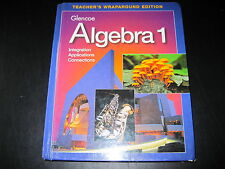 Algebra 1 : Integration - Applications - Connections: Teacher's Wraparound...