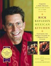 Rick Bayless's Mexican Kitchen: Capturing the Vibrant Flavors of a World-Class