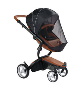 Mima Pram Mosquito Net Protects Baby From Insects While Maintaining Ventilation