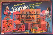 Barbie 8778 Suncharm Bazar negozio abbigliamento 1990 Clothing Boutique