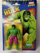 Retro Kenner Hasbro Marvel Legends The Incredible Hulk