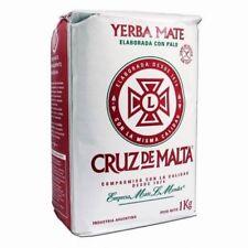 Cruz De Malta 1 Kilo Yerba Mate 1000grs
