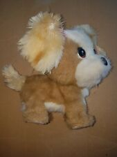 FUR REAL FRIENDS BARKING BOUNCY HAPPY TO SEE ME PUP TOY DOG PUPPY HASBRO
