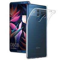 Dünn Ultra Slim Cover Huawei Mate 10 Pro Handy Hülle Silikon Case Schutz Tasche