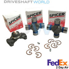 FORD 1330 Series 211179X CV Socket Yoke with 2 Spicer Universal Joints 5-213X